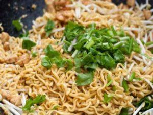 Каждодневное блюдо, которое островитяне употребляют так же часто, как и рис.