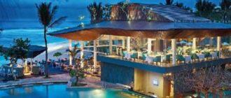 Отель в воде
