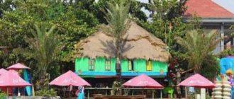 чтобы посетить курорт Семиньяк, нужно сначала прилететь в аэропорт Нгурах