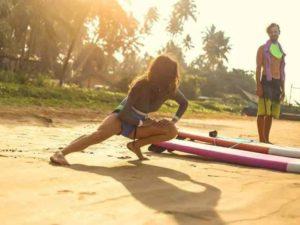 Школы серфинга на Бали дают все необходимые знания