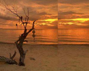 Первый минус - это пляжи острова Бали