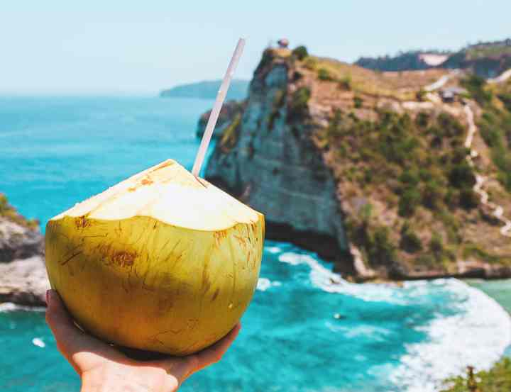 Остров Нуса Пенида фото пляжи отели как добраться