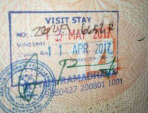 Приезжие туристы должны иметь паспорт действующий минимум 6 месяцев с первого дня посещения.