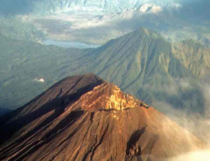 Вулканы острова Бали - Батур и Агунг » Surfvan