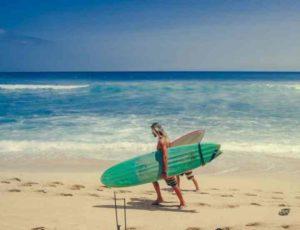 Лучше всего заниматься сёрфингом с апреля по август
