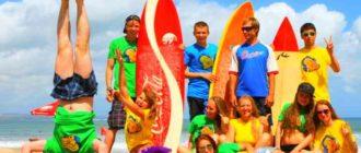 Очень много серф-лагерей на Куте, ведь этот курорт можно назвать столицей сёрфинга